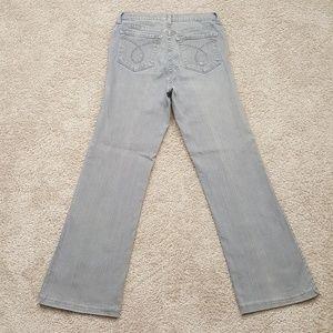 NYDJ Gray Size 10   A3-24